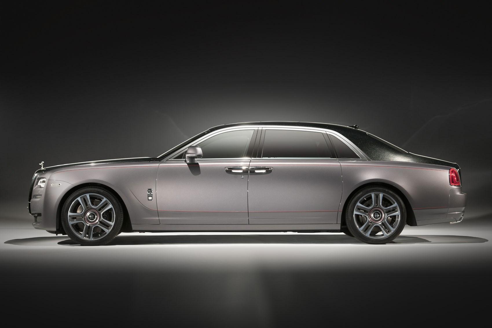 More Diamonds Sir Rolls Royce Displays Ultimate Bespoke
