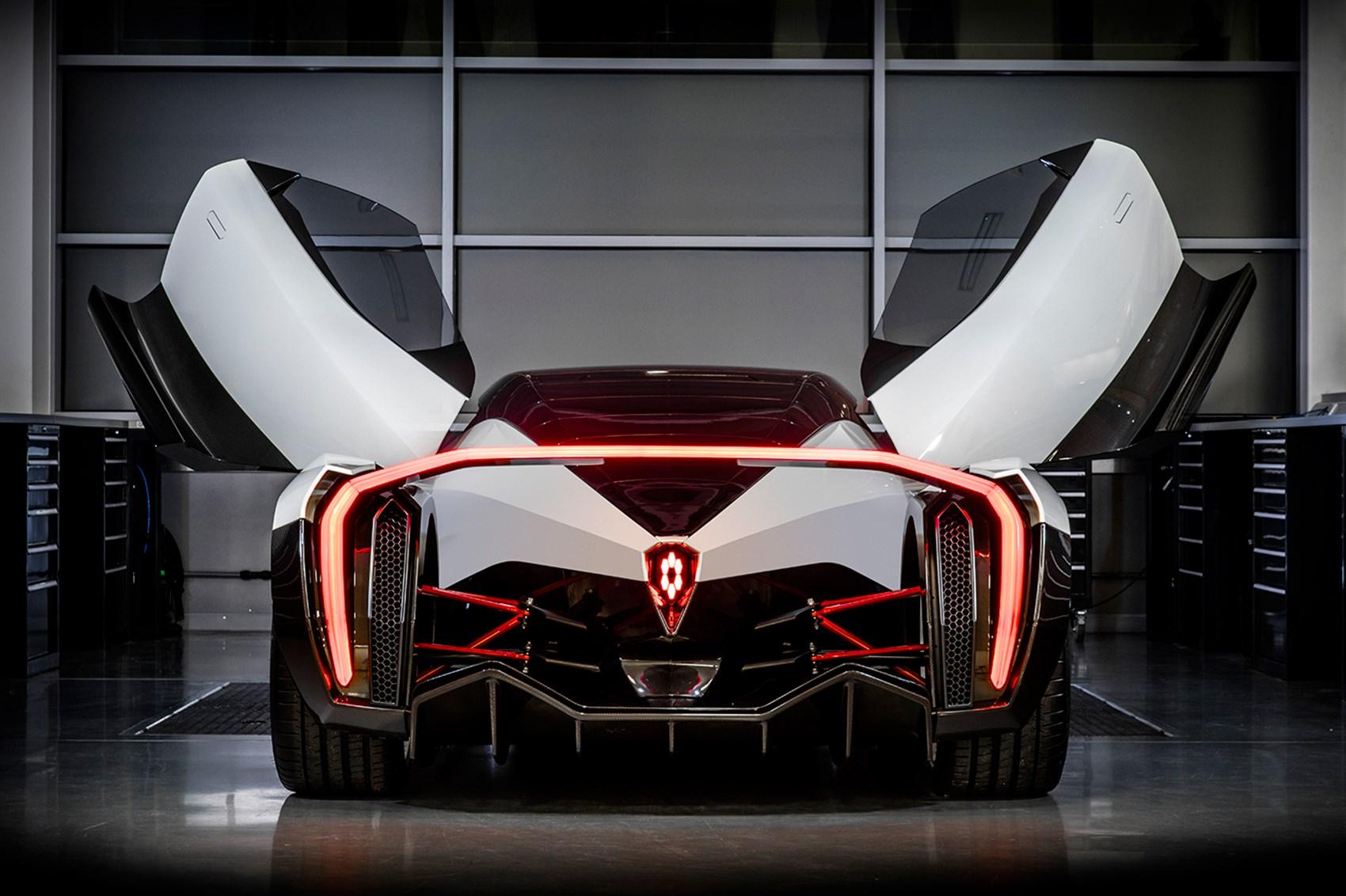 Left To Right Vanda Electrics Ceo Larissa Tan Car S James Taylor Williams Advanced Engineering Ian Cluett