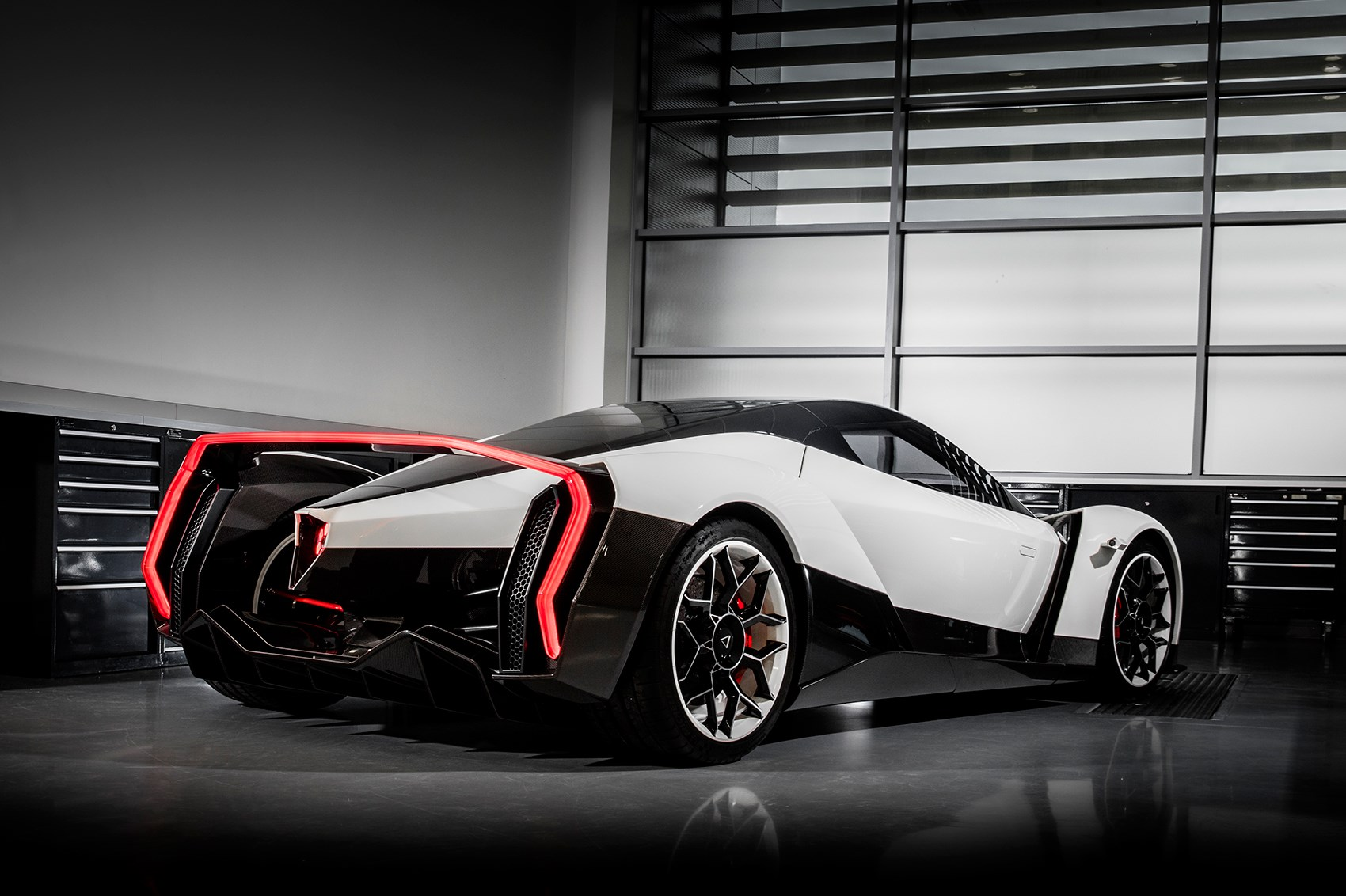 Vanda Dendrobium The 200mph Electric Hypercar From
