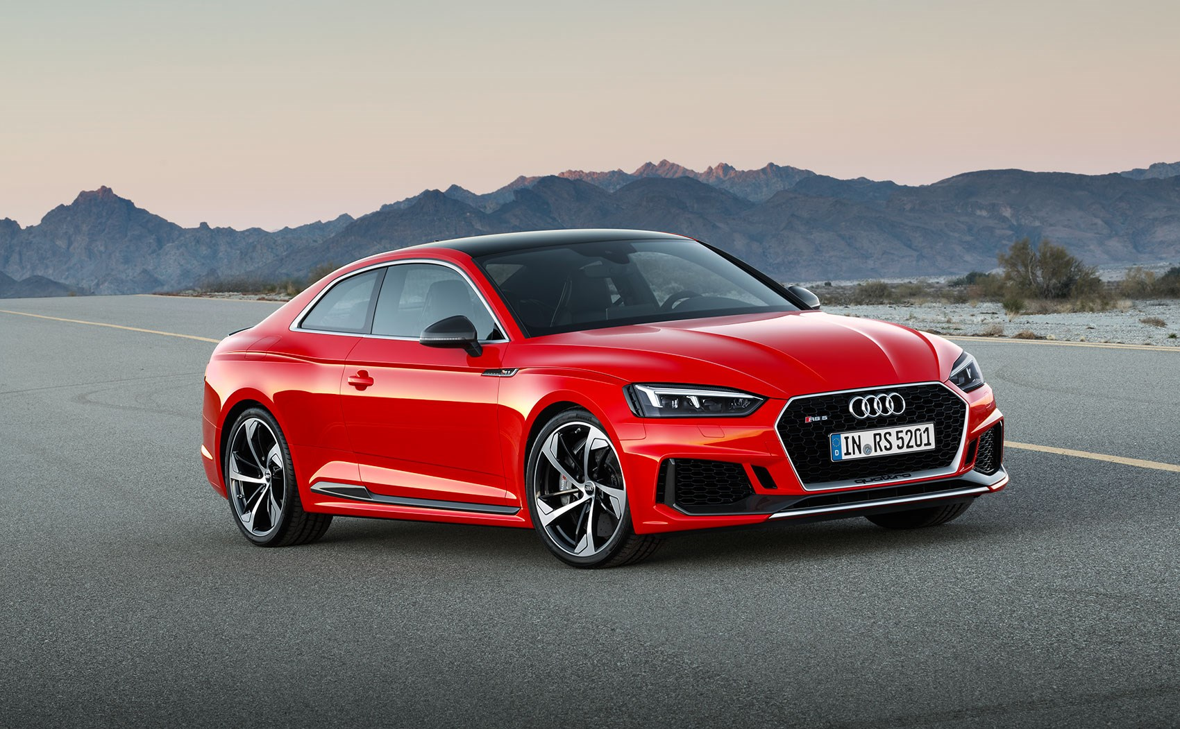 New Audi RS5 revealed Audi Sport delivers its first postrebrand