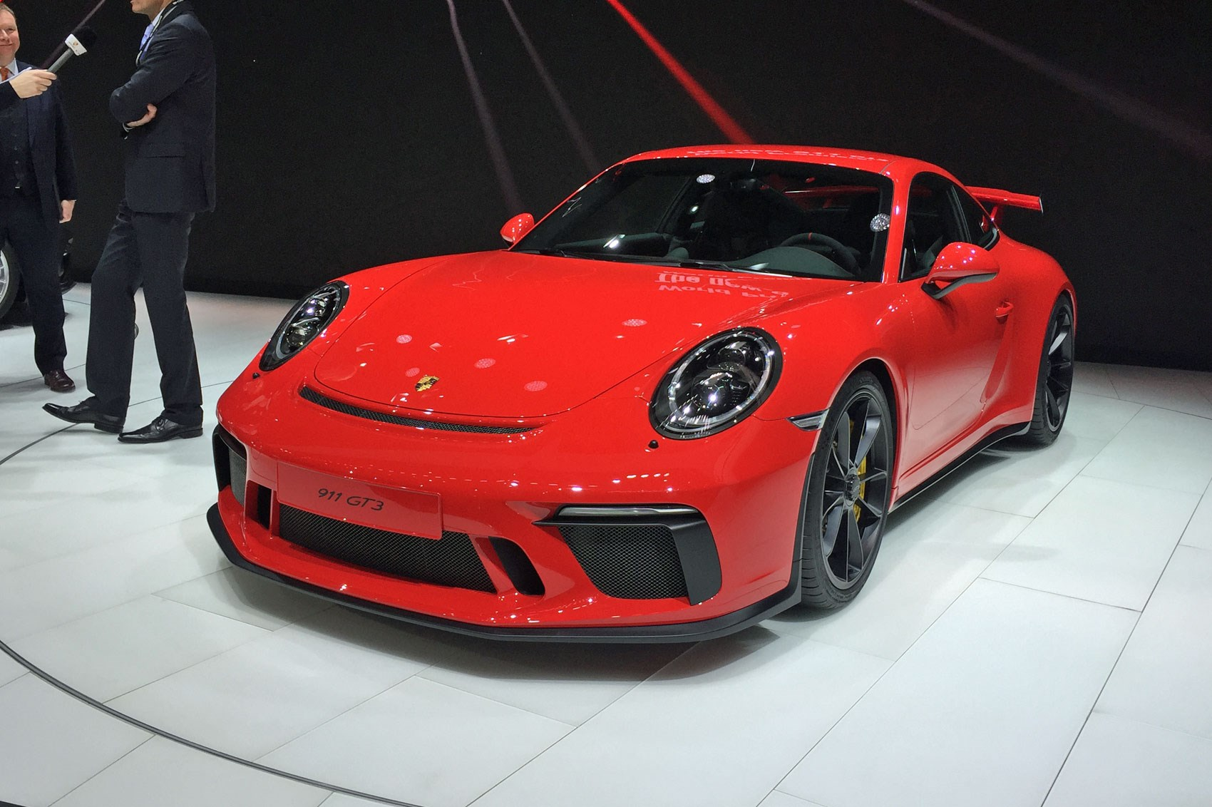 Natural Selection Porsche 911 991 2 Gt3 Gets Manual Gearbox By Car Magazine