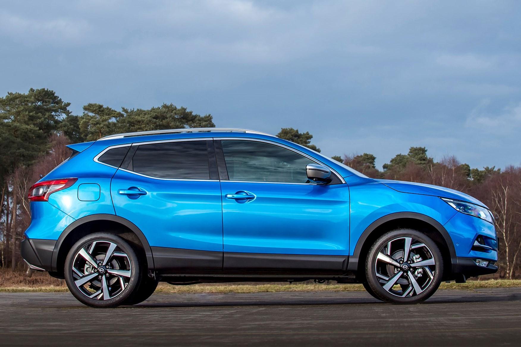Nissan Qashqai goes premium at Geneva 2017 by CAR Magazine