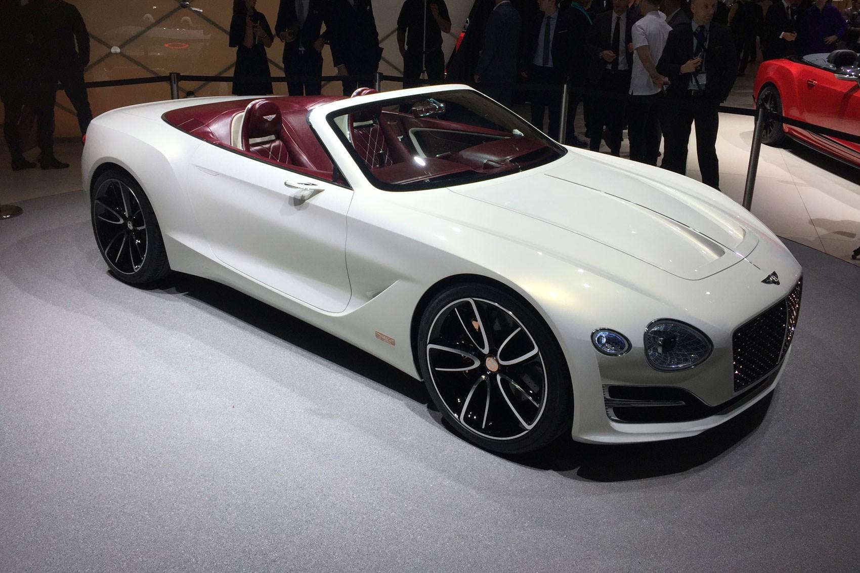 Bentley Exp 12 Sd 6e At Geneva 2017