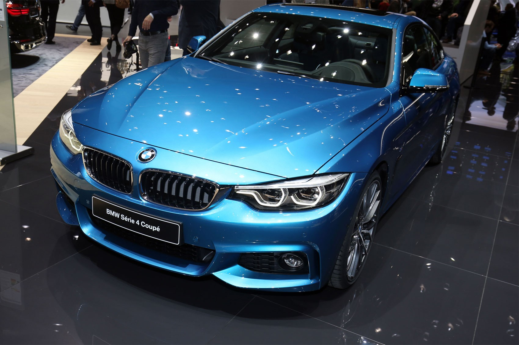 bmw 4 series facelift at geneva 2017 honest car magazine. Black Bedroom Furniture Sets. Home Design Ideas