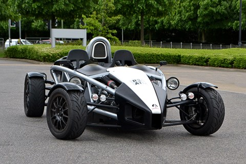 Lightest: Ariel Atom