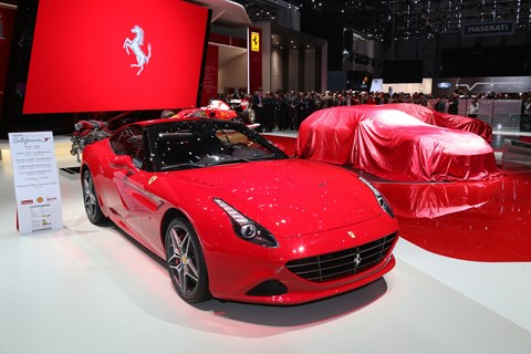 Ferrari California - 'the hardest car to bring to market'