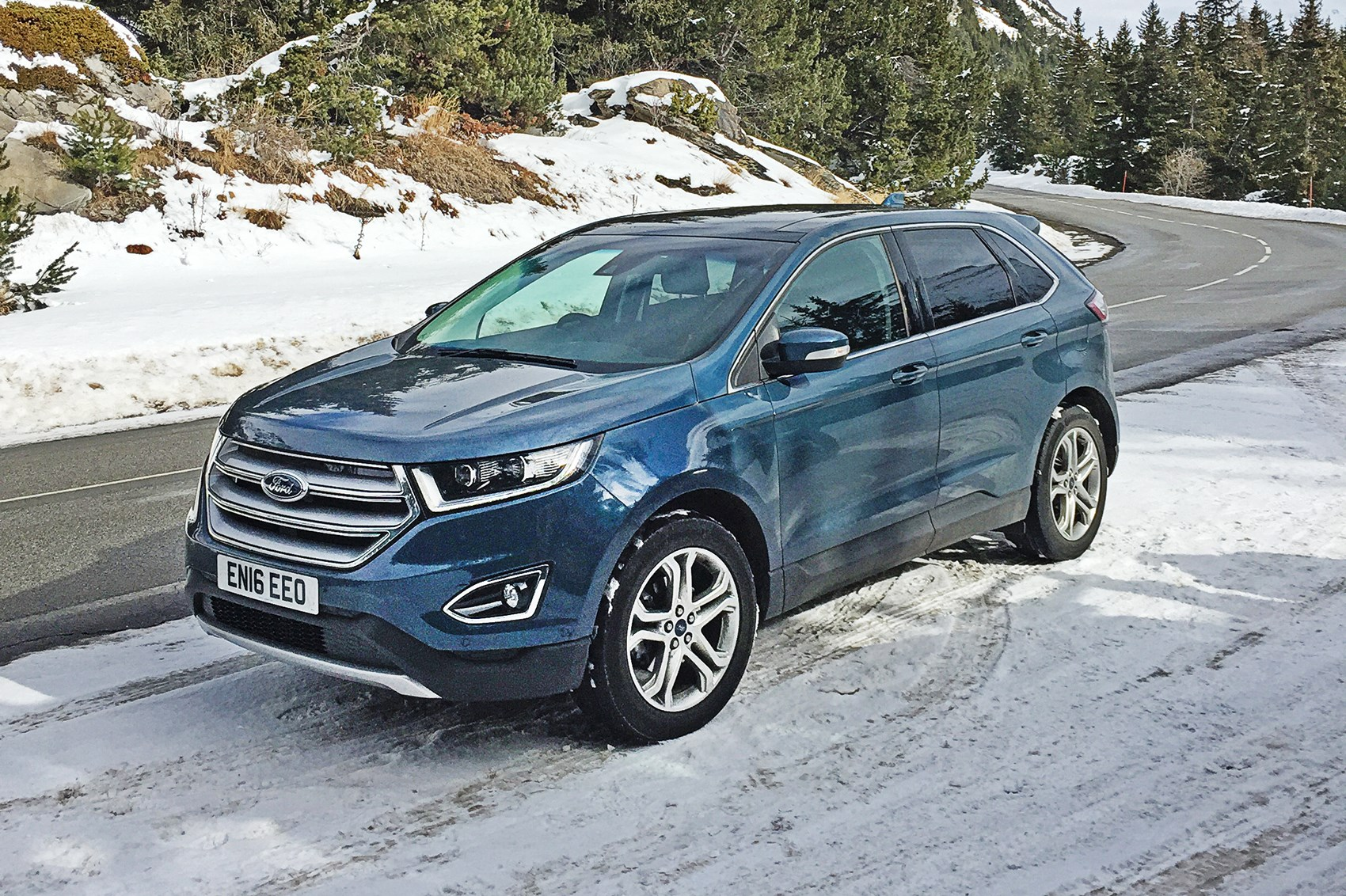 ford edge 2017 long term test review by car magazine. Black Bedroom Furniture Sets. Home Design Ideas
