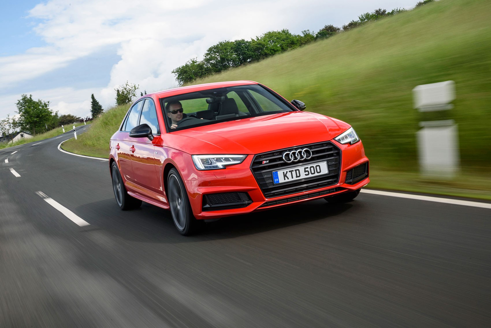 Audi s5 sportback 2017 review by car magazine - Audi S4 Saloon 2017 Review