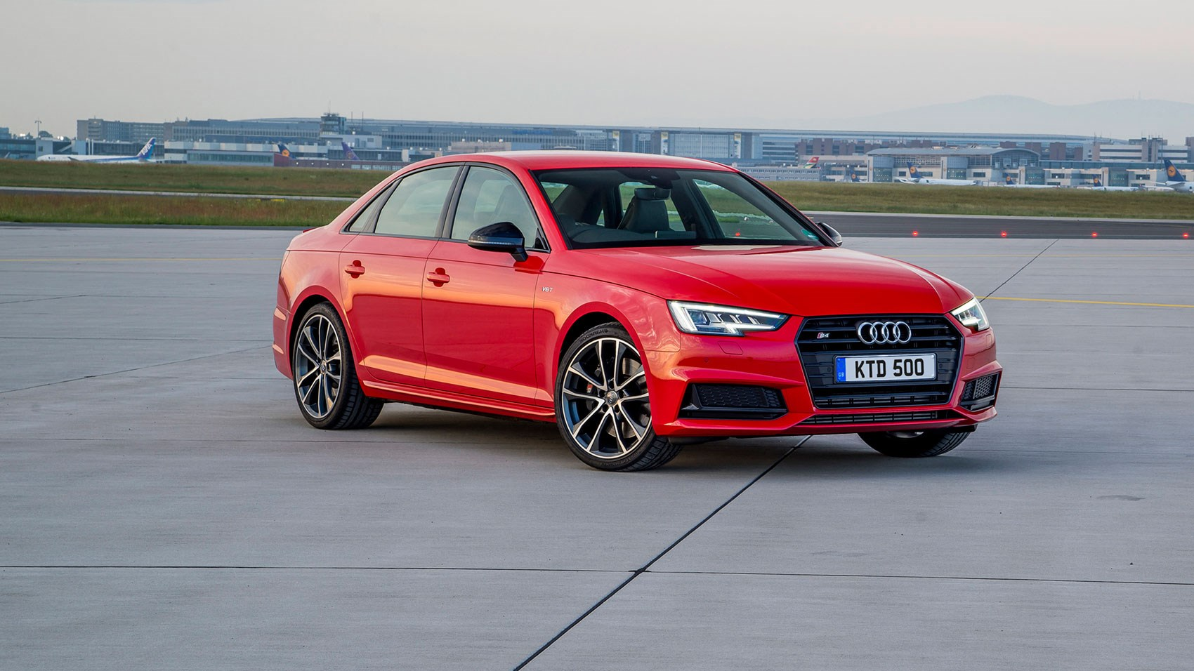 Audi S4 Lease >> Audi S4 (2017) review by CAR Magazine