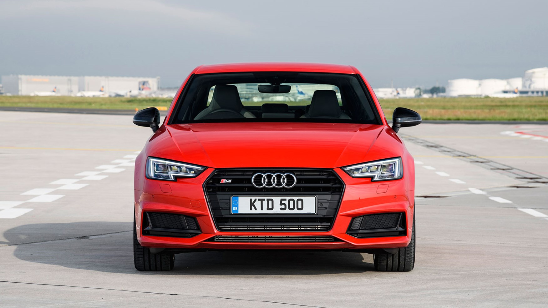 Audi S4 2017 Review By Car Magazine