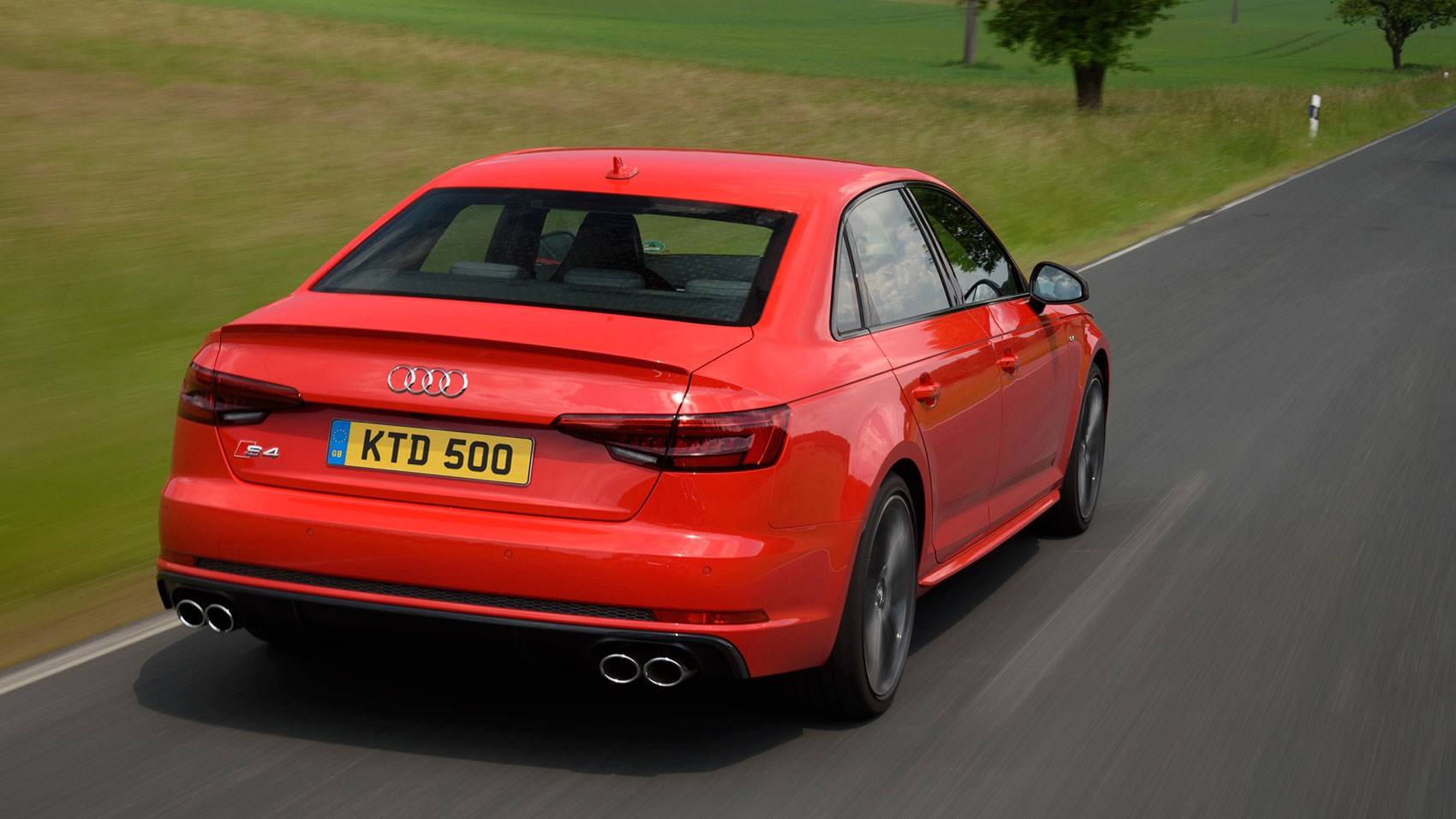 New Audi S4 saloon: the CAR magazine review