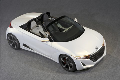 Honda S660: UK sales ruled out