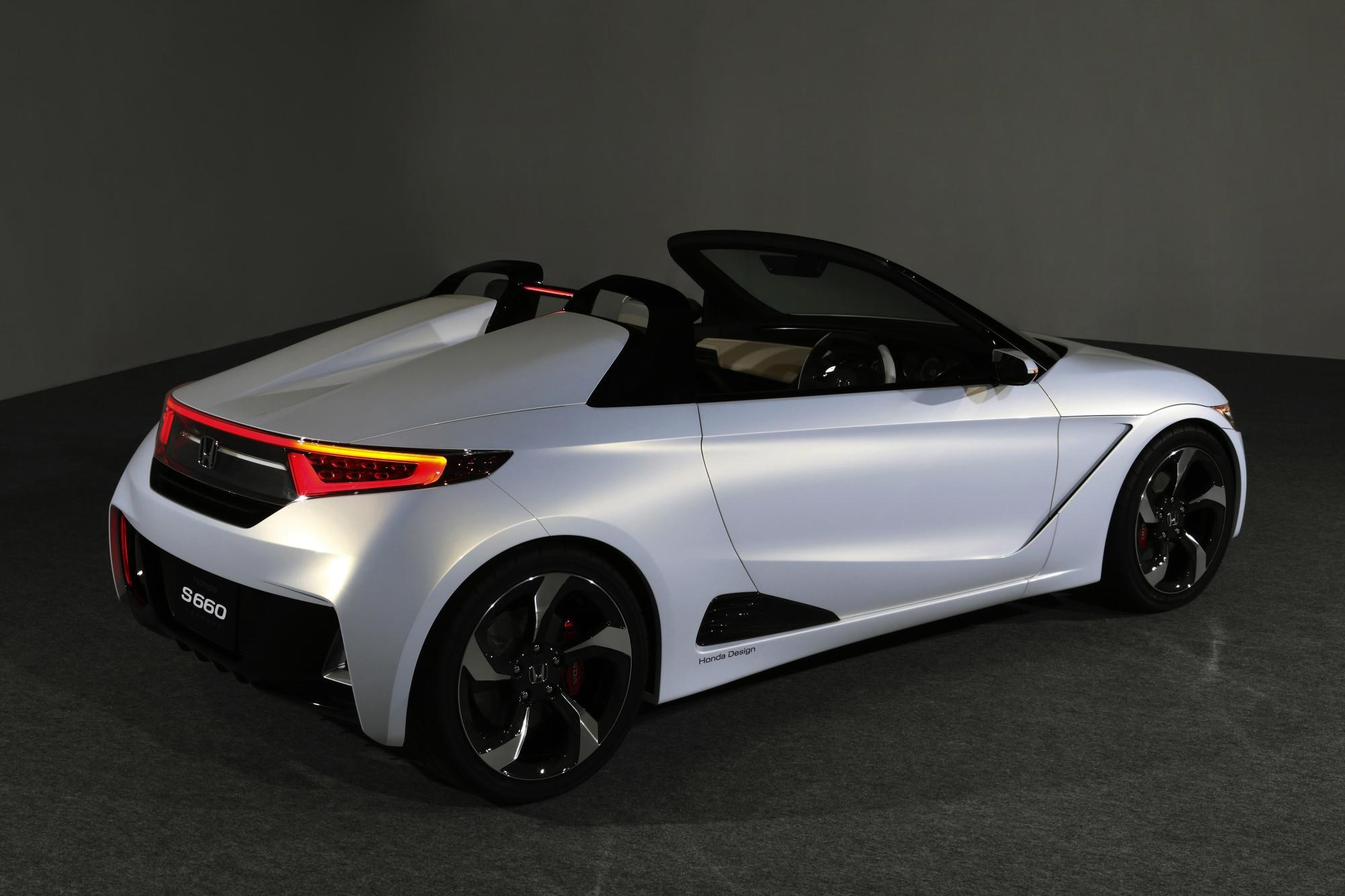 Honda S660 micro-sports car 'not coming to UK' | CAR Magazine