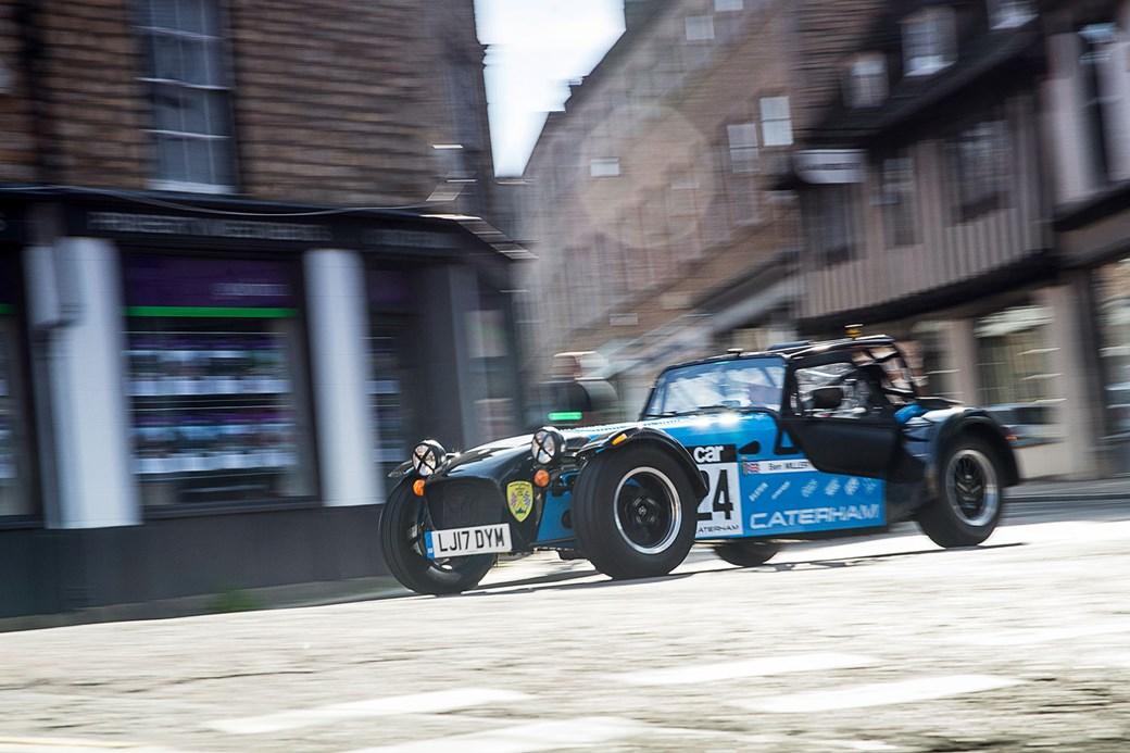 Caterham Seven Academy race car: long-term test review | CAR Magazine