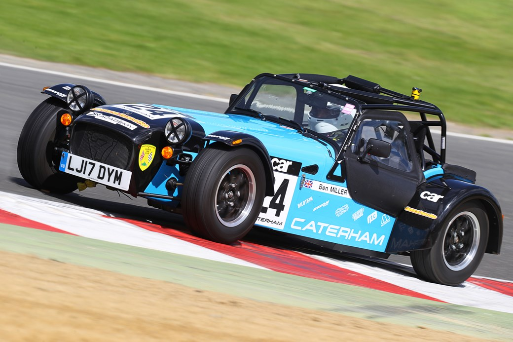 Our Caterham Seven Academy Car Racing For Real By Car Magazine