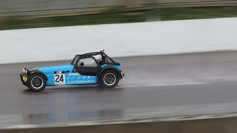 Caterham Seven Academy race car long-term test review by CAR magazine