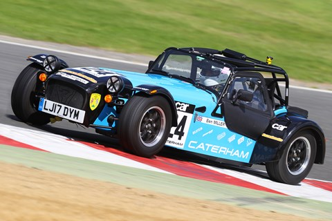 Caterham Academy CAR magazine