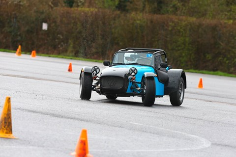 CAR magazine Caterham Academy