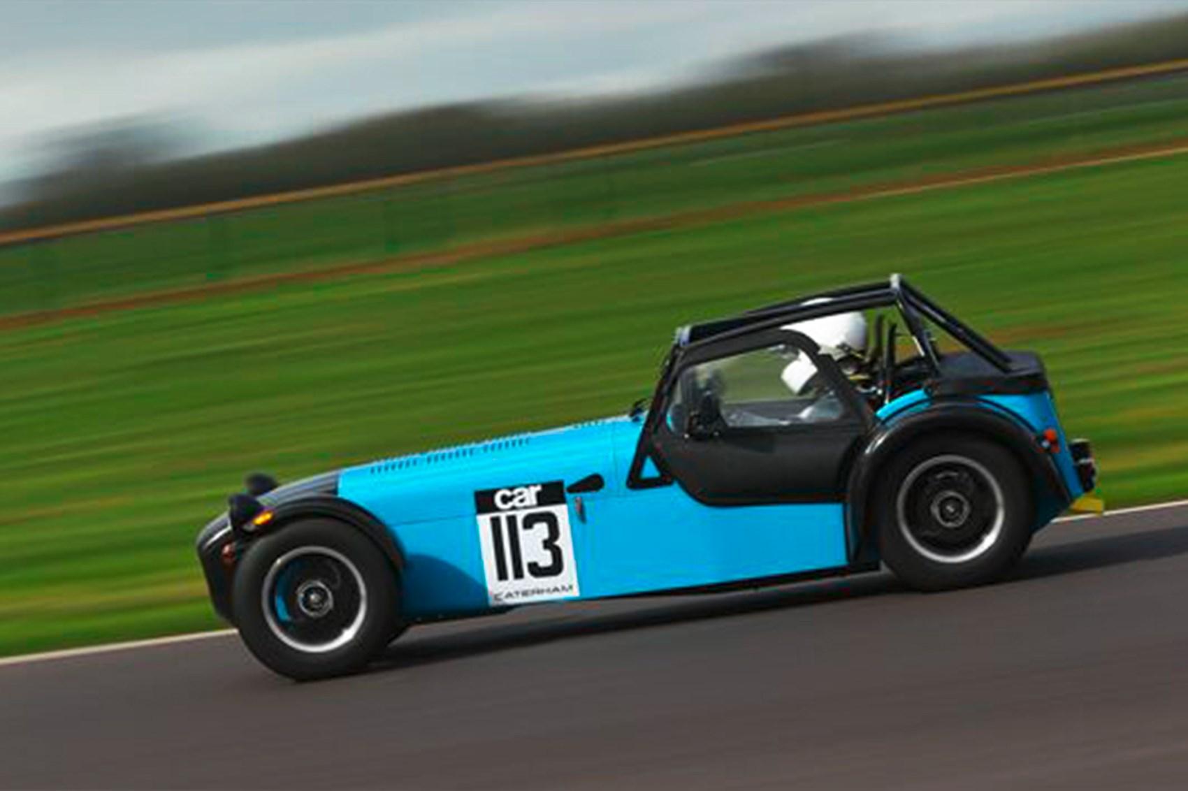 Castle Combe Race Track >> Caterham Seven Academy race car: long-term test review   CAR Magazine