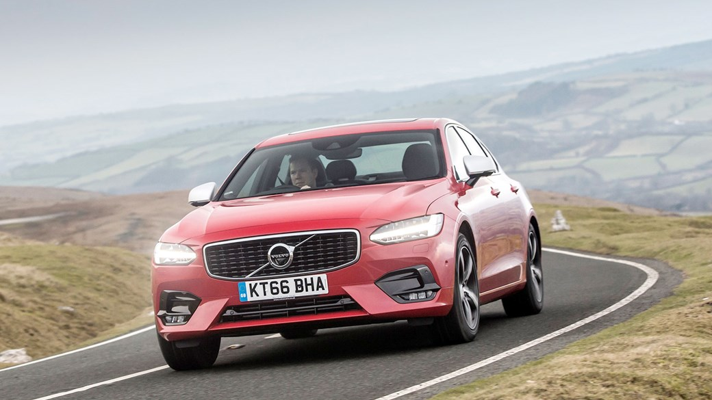 Volvo S90 D5 R-Design: the CAR review