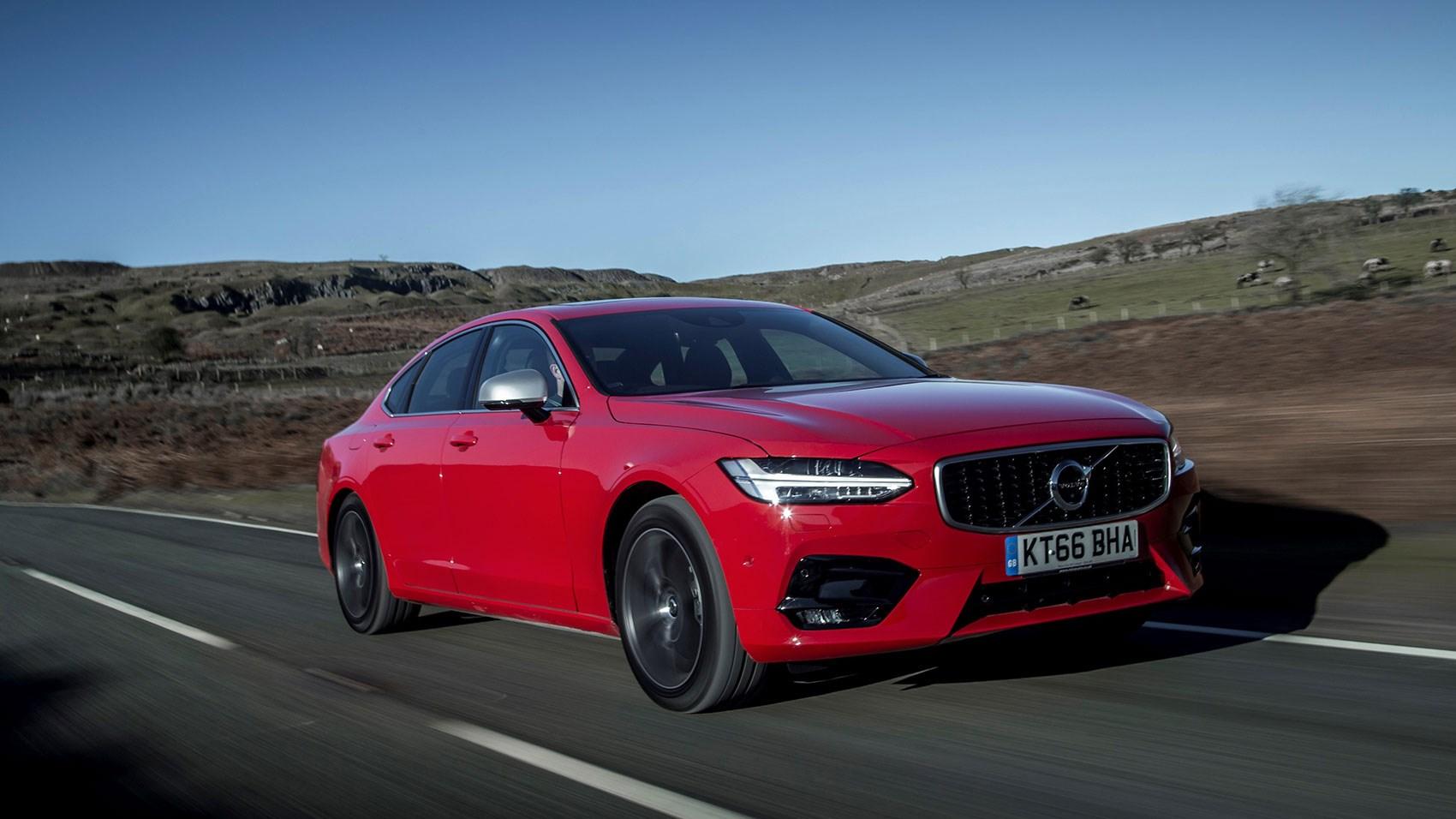 Volvo S90 D5 R-Design (2017) review | CAR Magazine