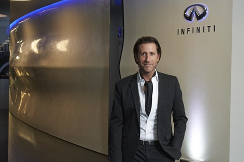 Alfonso Albaisa: the new head of Nissan design globally