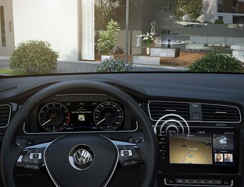 Your car will increasingly interact with your house and other family members