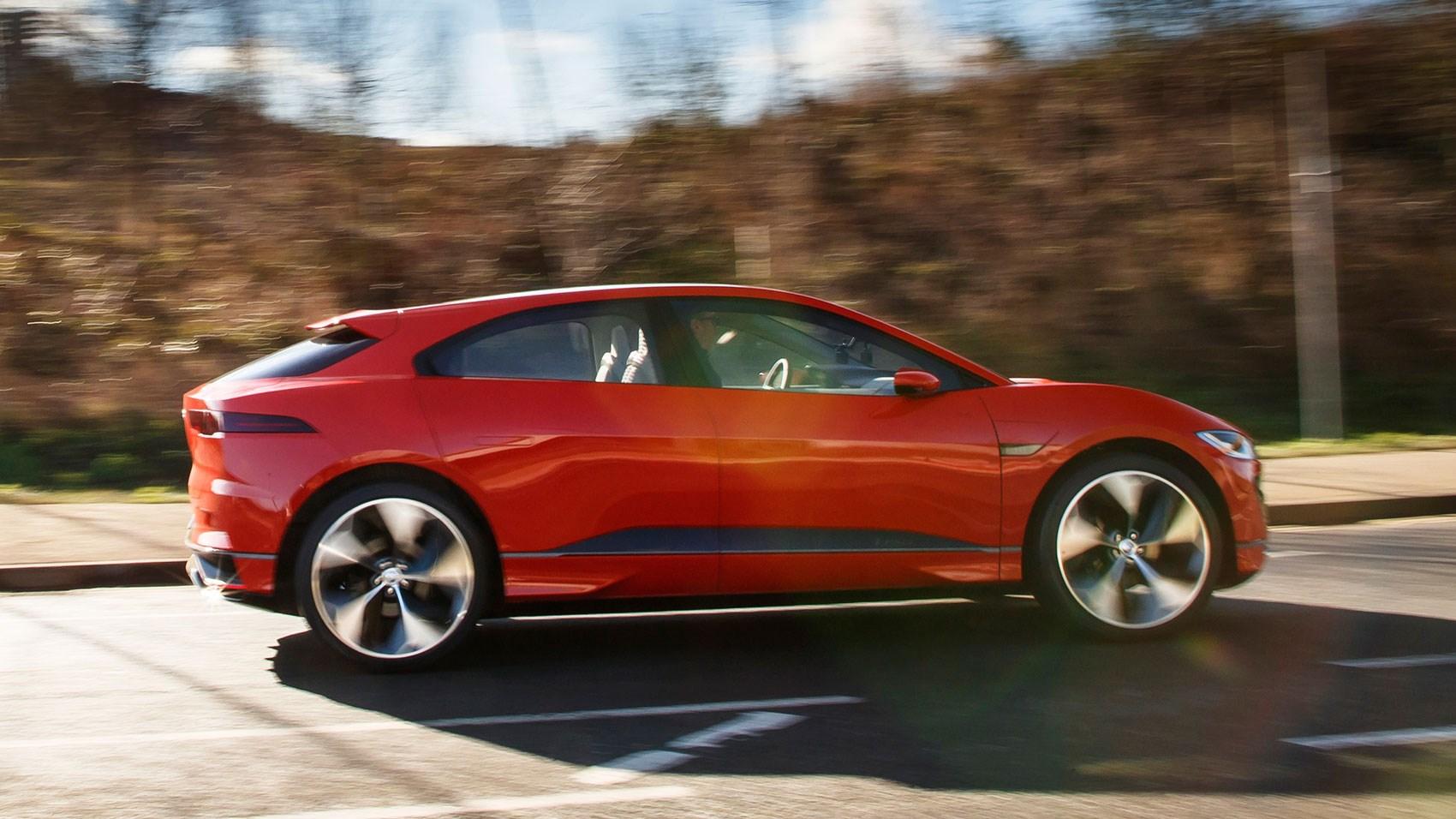 Jaguar I Pace Concept Car 2017 Review By Car Magazine