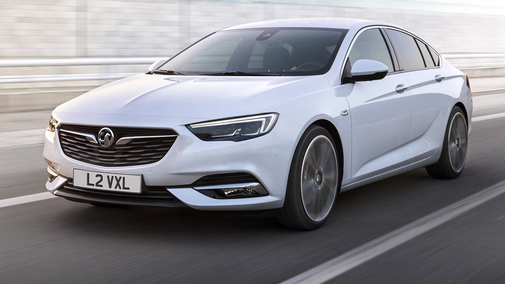 Vauxhall Insignia Gsi Sports Tourer Diesel Estate 2018 Review
