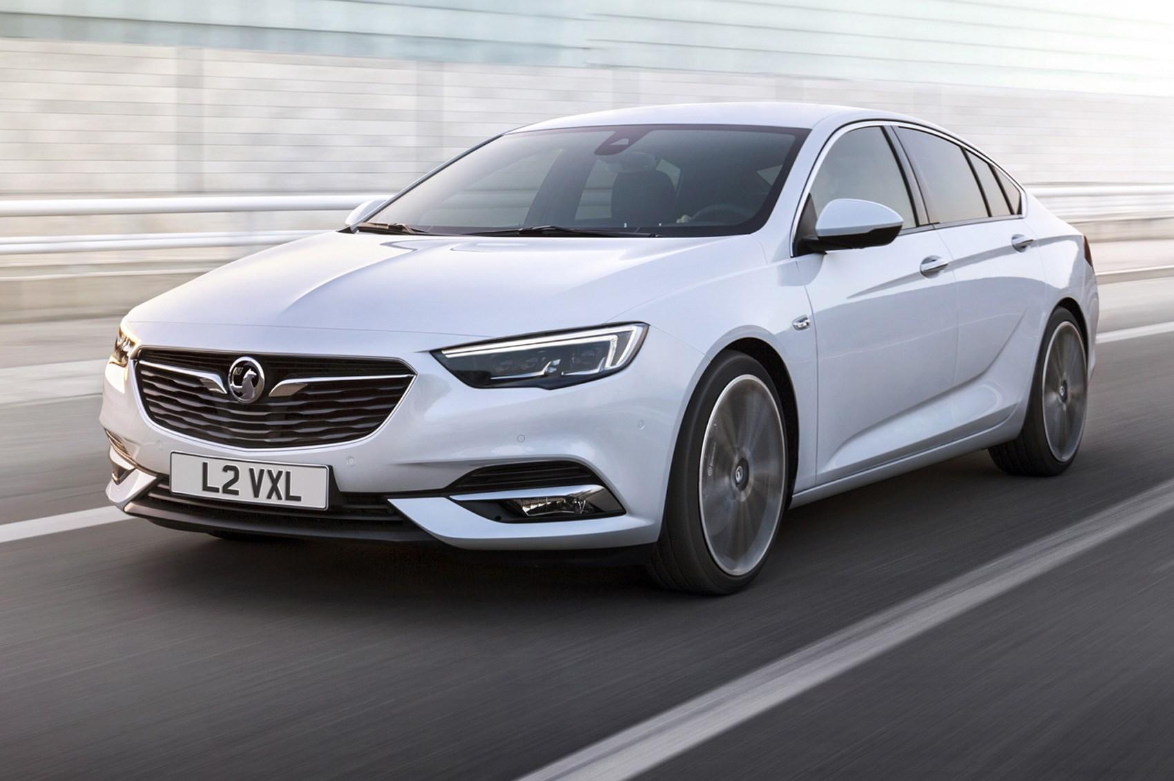 Hyundai Lease Deals >> Vauxhall Insignia Grand Sport (2017) review   CAR Magazine