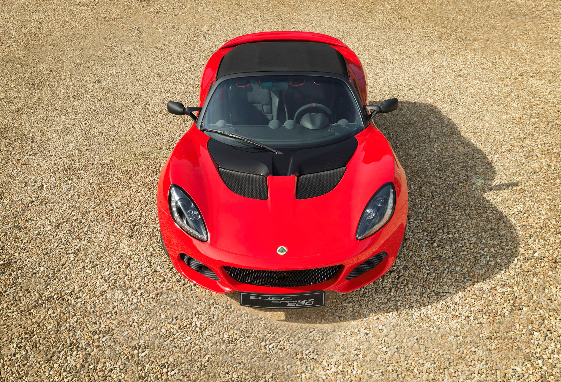 Surprise, Surprise: The New Lotus Elise Sprint is Even Lighter
