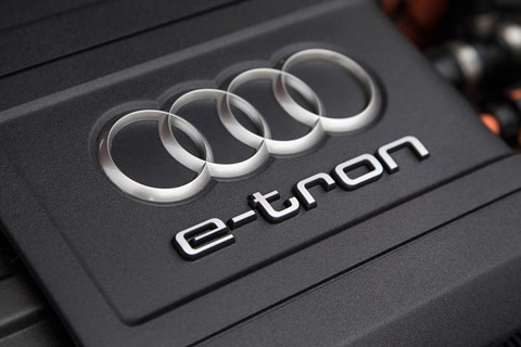 Audi plug-in model line-up currently consists of A3 and Q7 e-tron hybrids