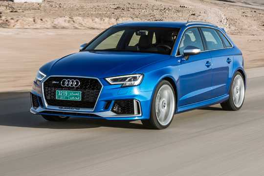 Audi RS  Sportback        review