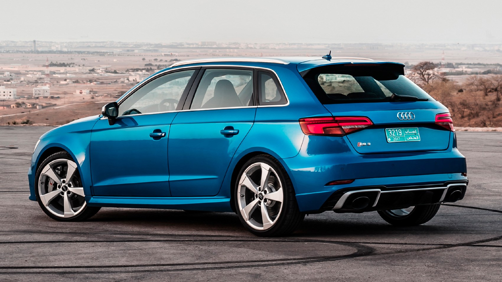 Audi Rs3 Sportback 2017 Review Car Magazine
