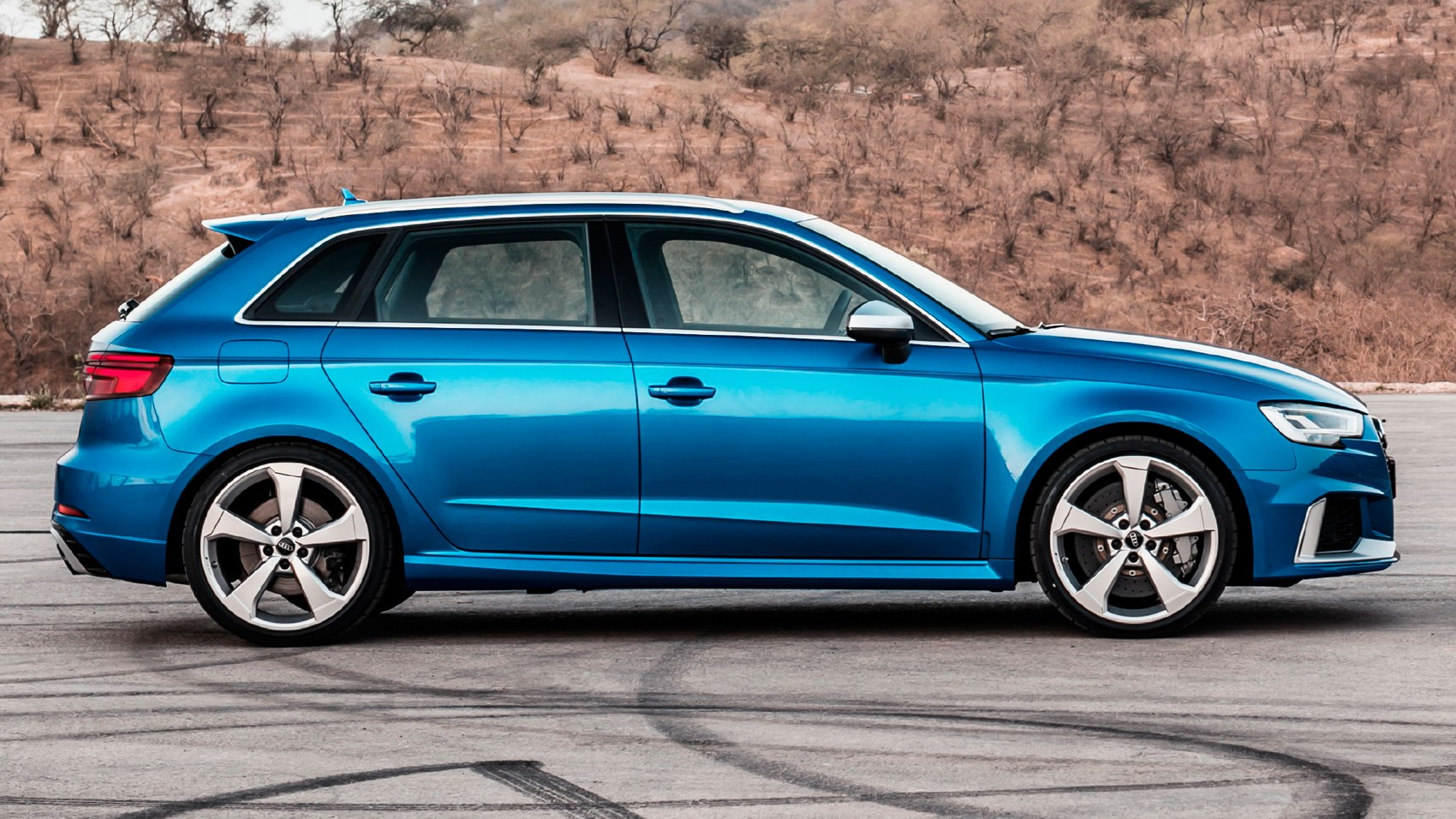 Audi RS3 Sportback 2017 review by CAR Magazine