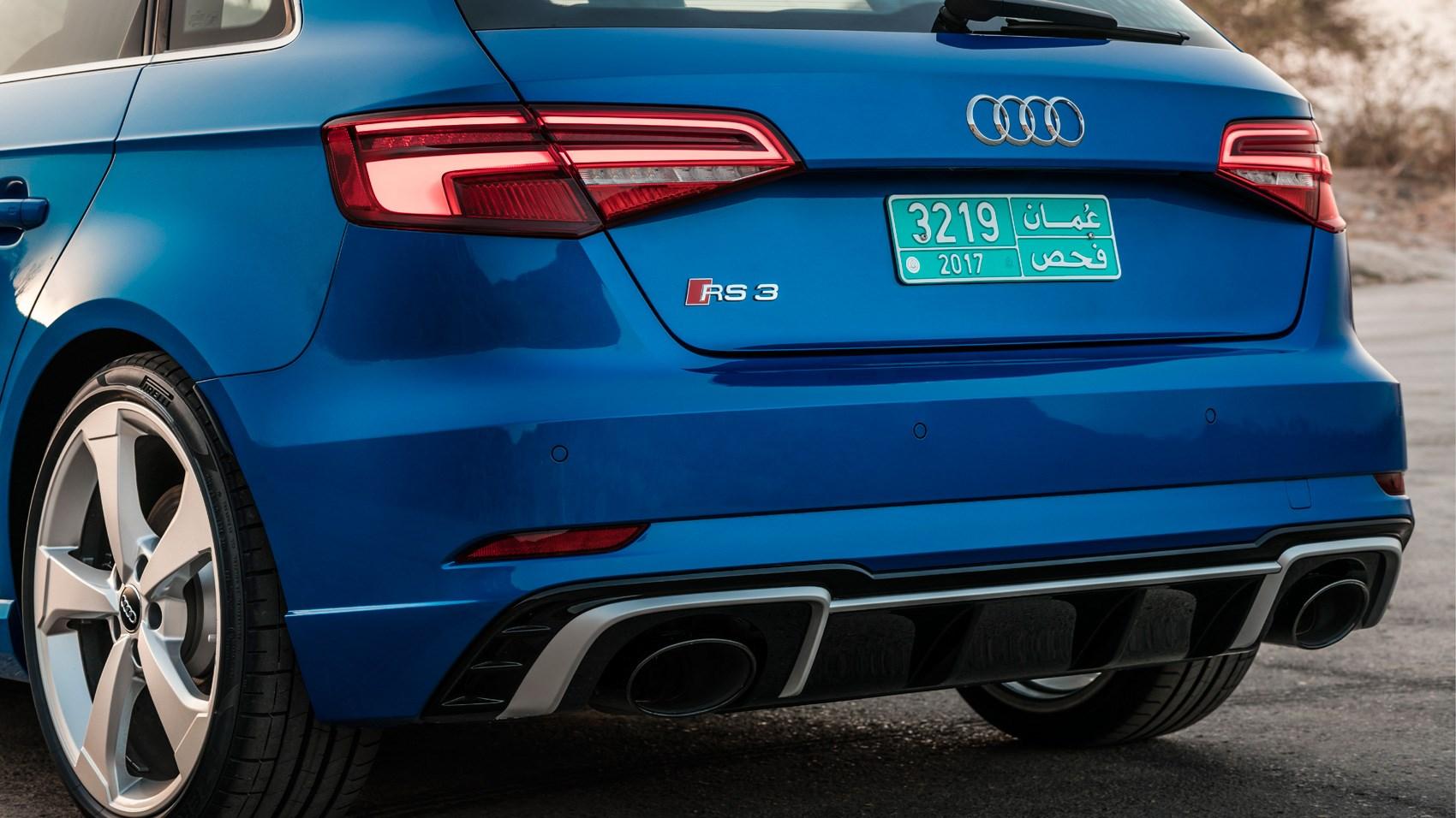Audi RS3 Sportback (2017) review   CAR Magazine