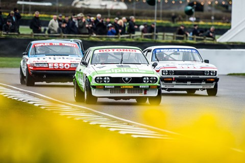 1980s Touring cars proved popular