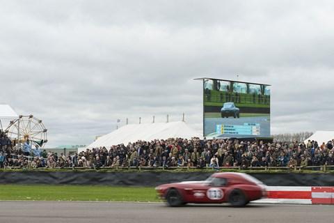 Leaden skies, leaden feet: classic racing at Goodwood