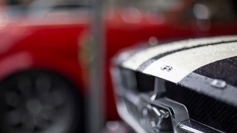 Mustang at Goodwood