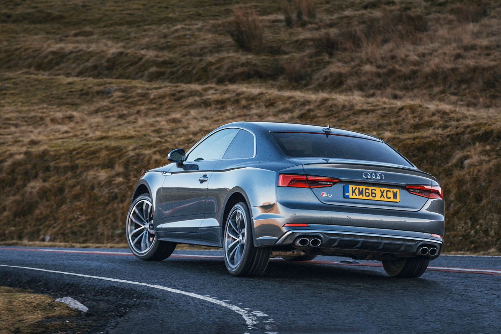 Audi s5 sportback 2017 review by car magazine -  Audi S5 Coupe Better To Drive Than Before