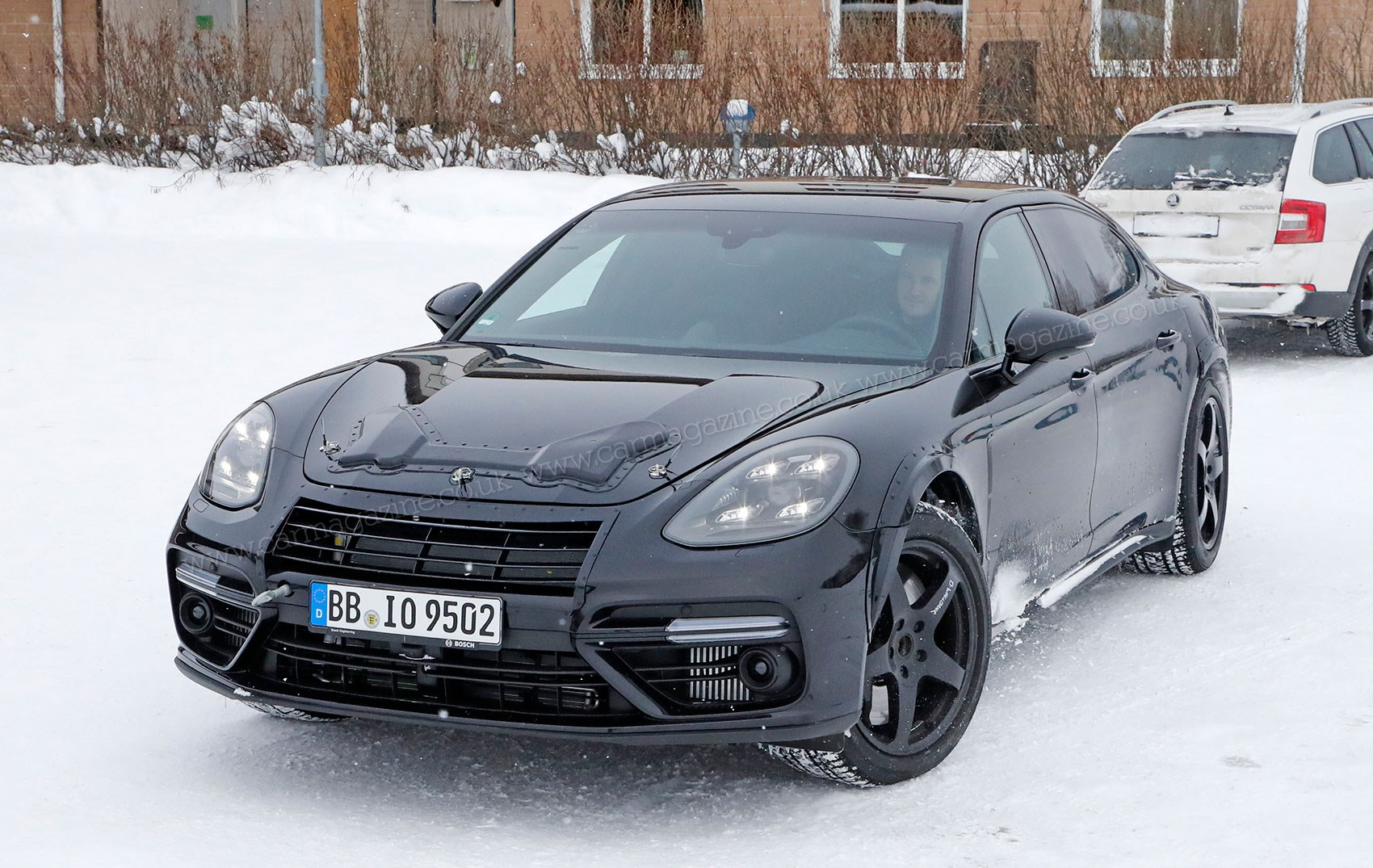 Porsche Panamera Turbo prices announced at INR 1.93 crore in India