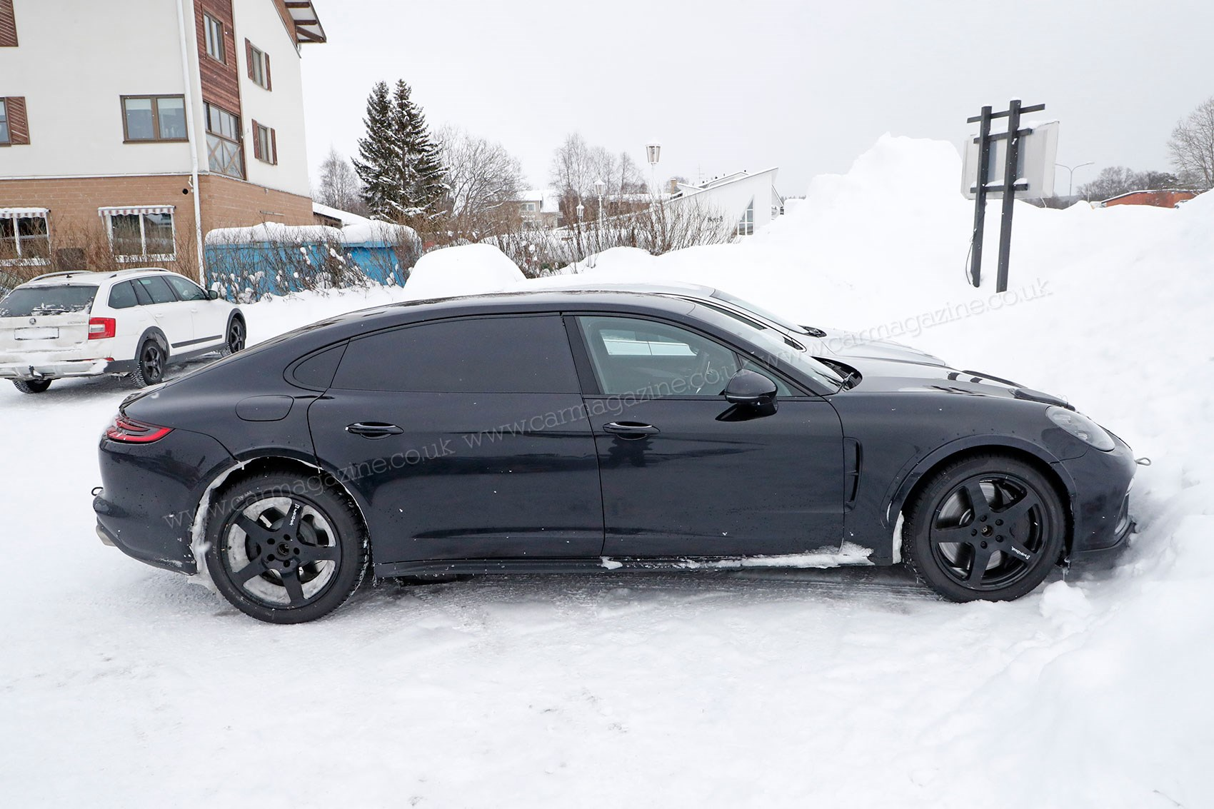 Bentley Flying Spur (2019) Spy Photos And Information