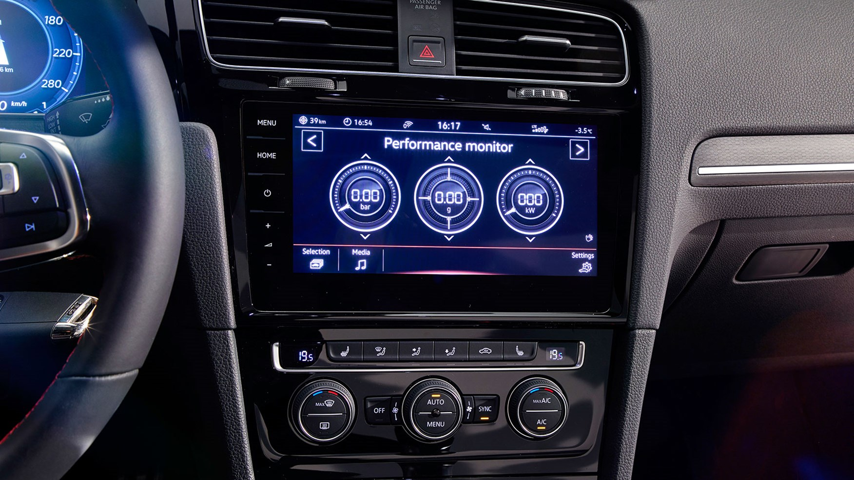 Vw Thing For Sale >> VW Golf GTI 2017 Mk7 facelift review by CAR Magazine