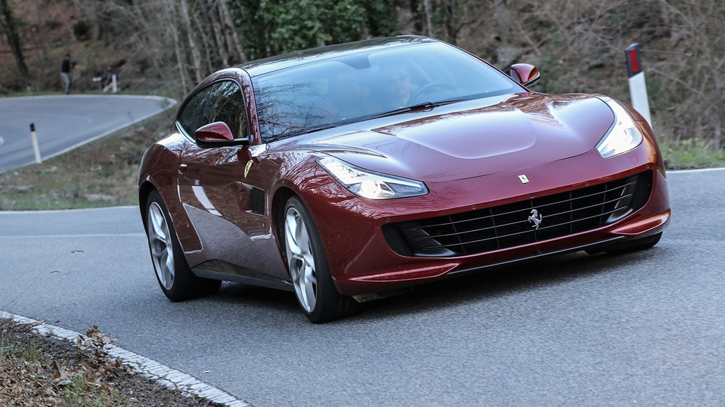 The New Ferrari Gtc4 Lusso T Review By Car Magazine