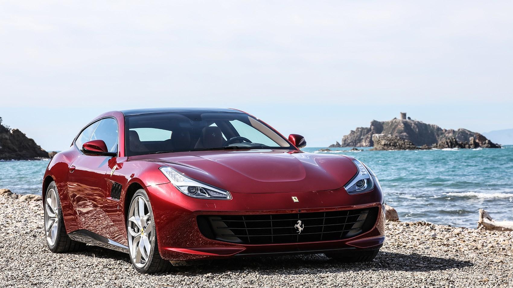Ferrari GTC4 Lusso T review by CAR magazine