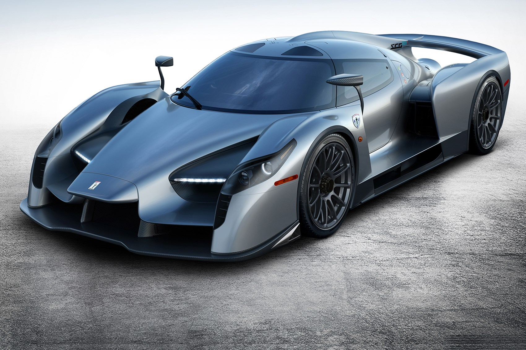 glickenhaus scg 003s plans to smash nordschleife lap. Black Bedroom Furniture Sets. Home Design Ideas