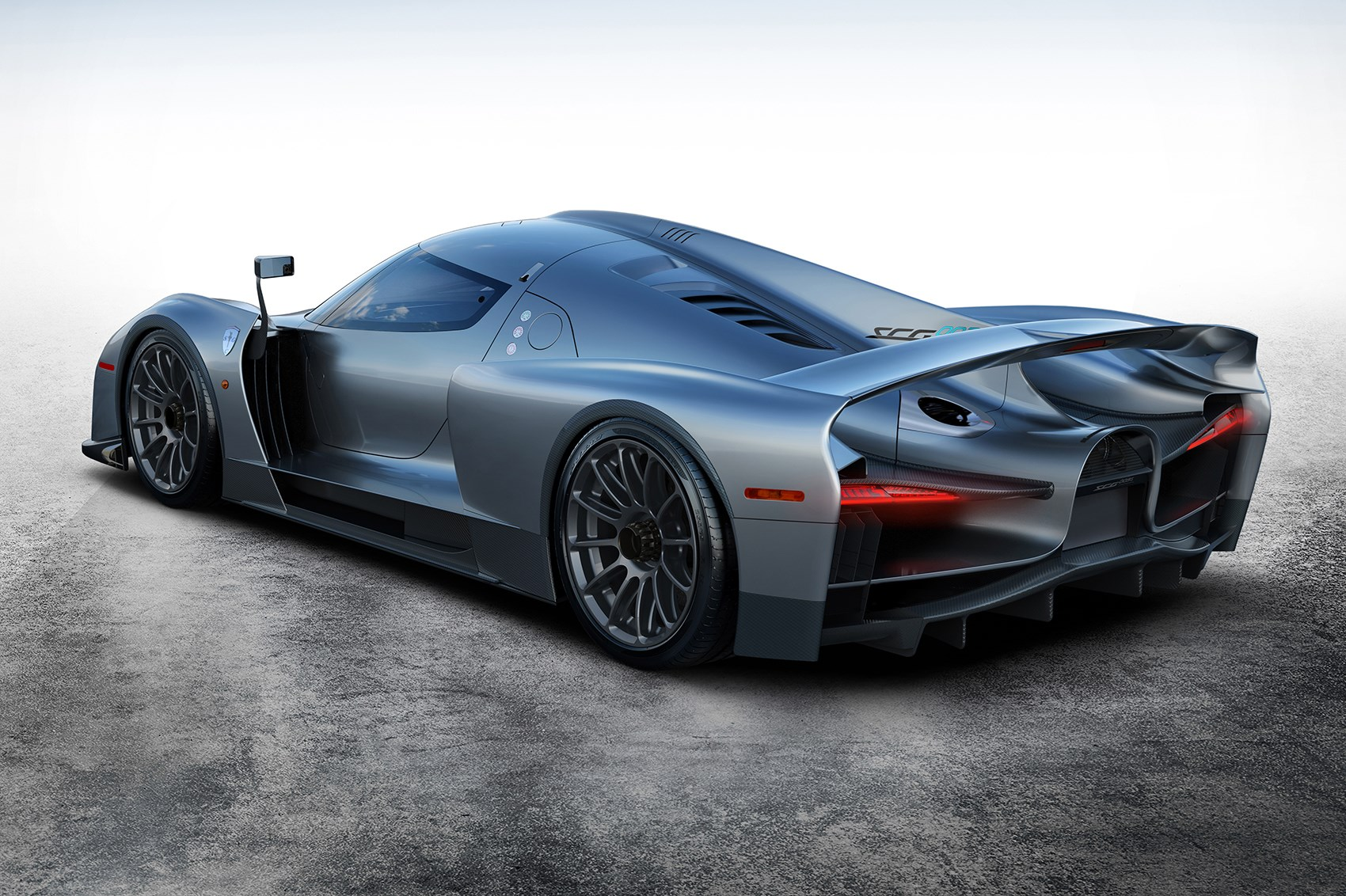 The Quickest Supercar Money Can Buy Up Close With The Scuderia Cameron Glickenhaus Scg 003s By