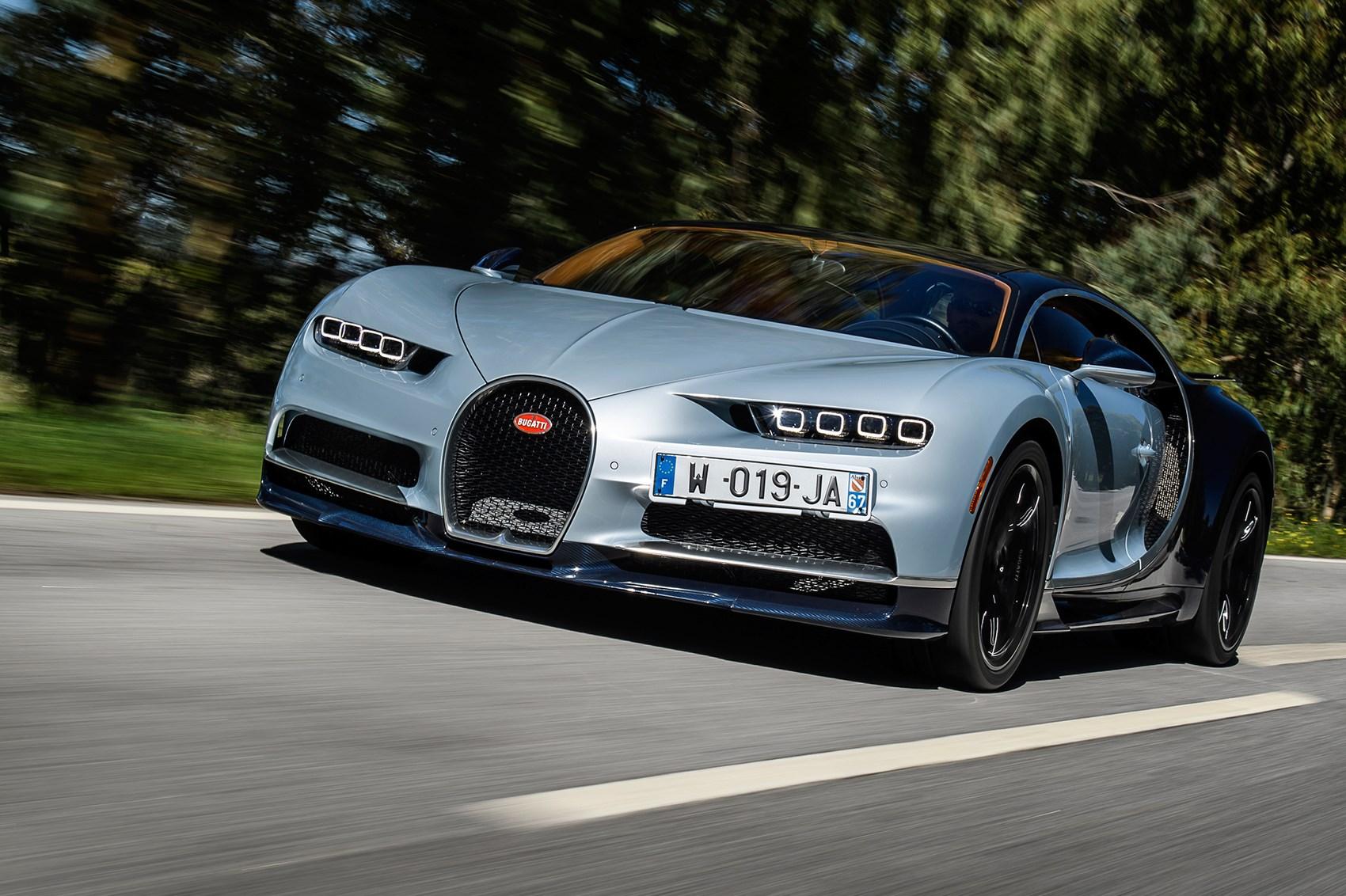 Bugatti Chiron 2017 Review By Car Magazine