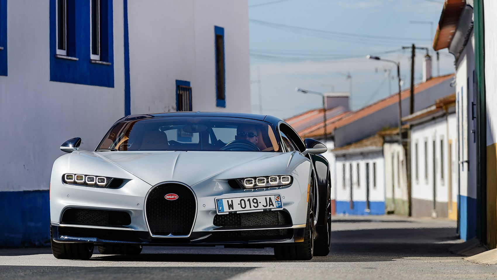 Bugatti Chiron 2017 Review Car Magazine
