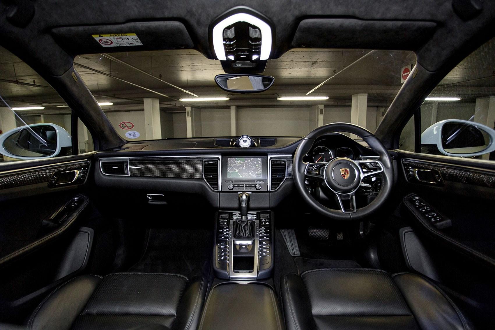 Porsche Macan Turbo 2017 Long Term Test Review Car Magazine